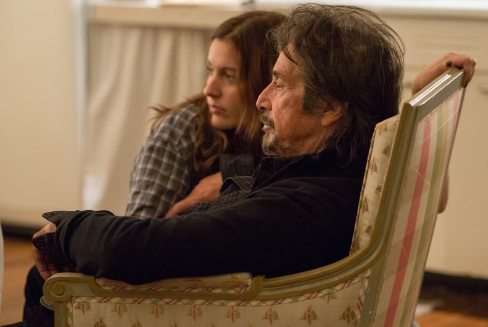 HBO Joe Paterno Movie Gets Green Light With Al Pacino