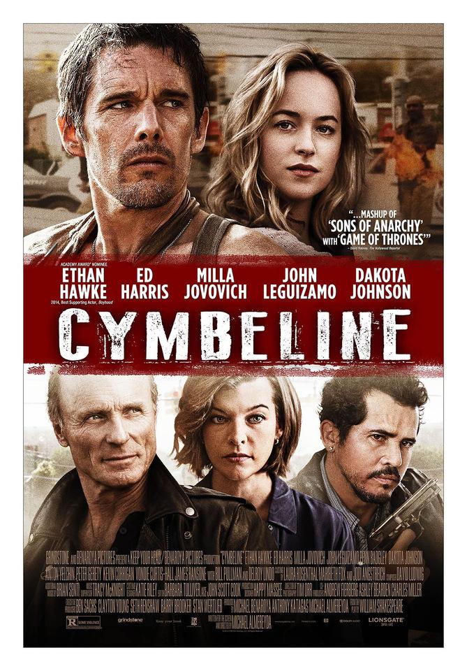 плакат фильма постер Цимбелин