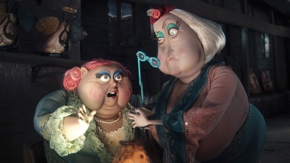 кадры из фильма Коралина в стране кошмаров