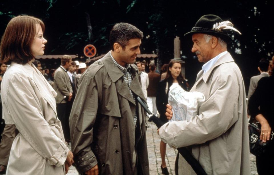 кадры из фильма Миротворец Николь Кидман, Джордж Клуни, Армин Мюллер-Шталь,