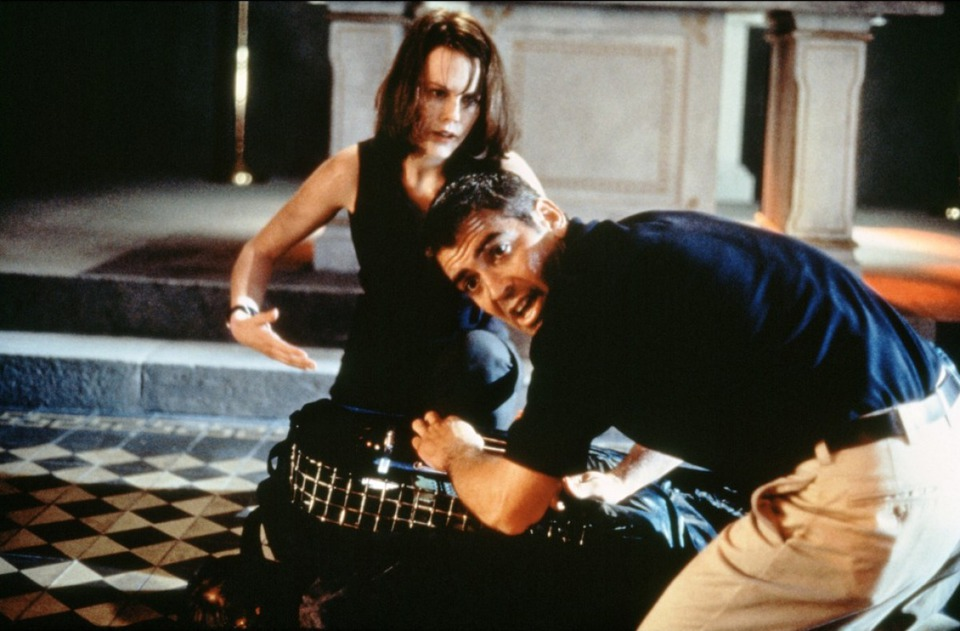 кадры из фильма Миротворец Николь Кидман, Джордж Клуни,