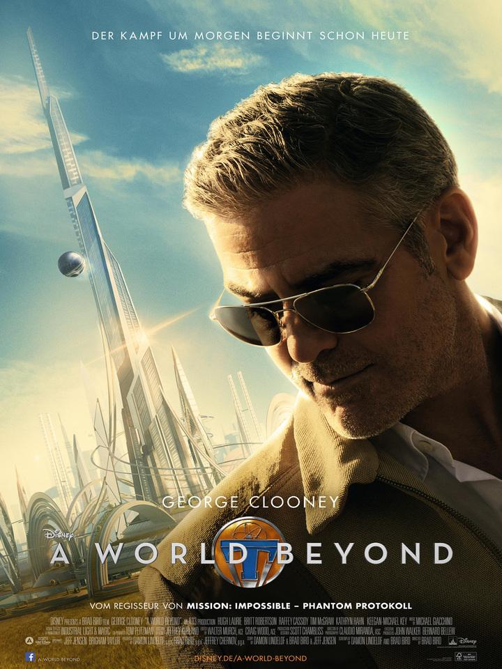 плакат фильма постер Земля будущего