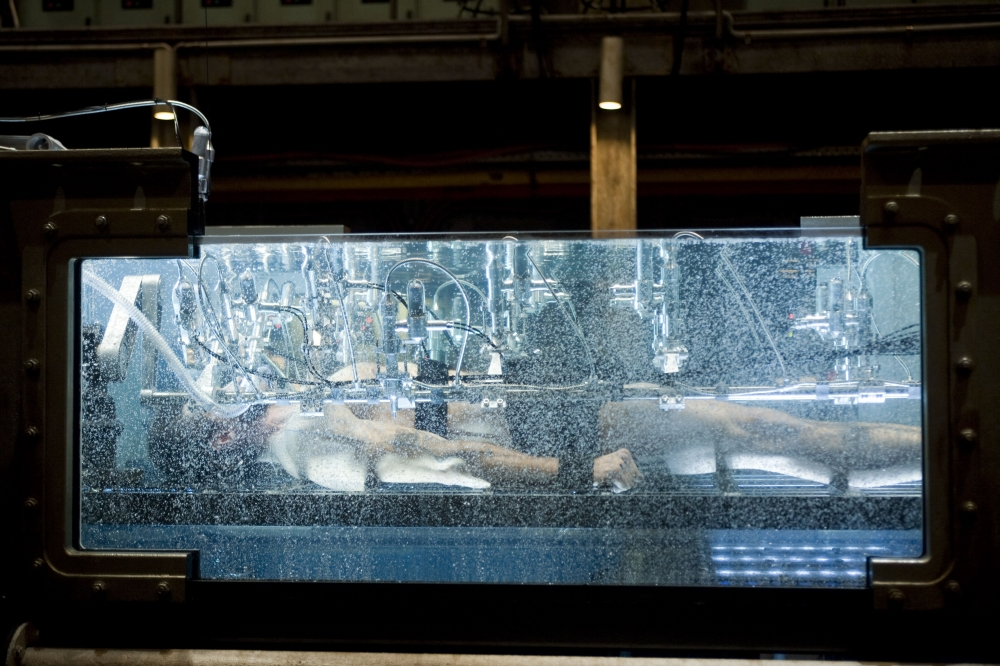 кадры из фильма Люди Икс: Начало. Росомаха Хью Джекмен,