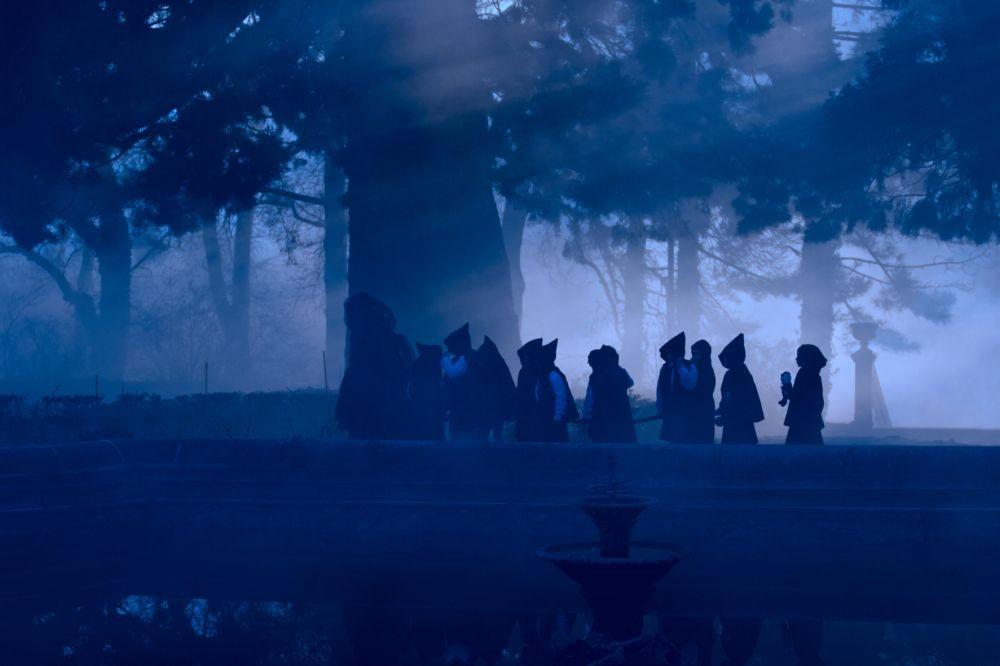 кадры из фильма Обитаемый остров: Схватка