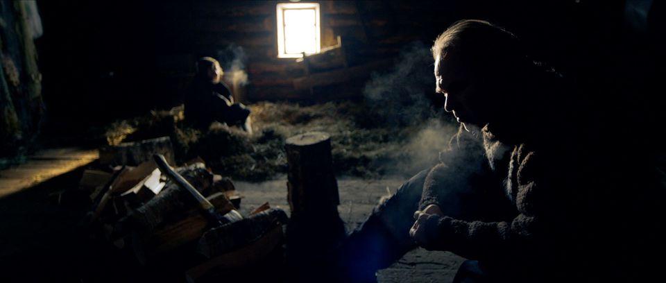 кадры из фильма Находка