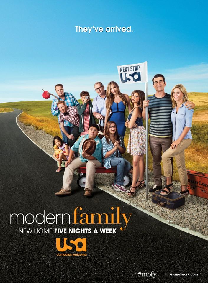 плакат фильма постер Американская семейка