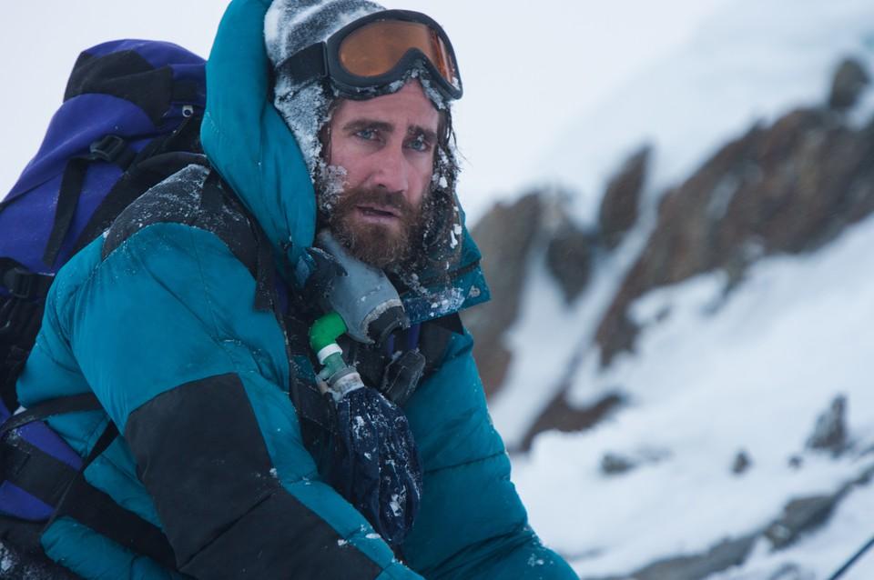 кадры из фильма Эверест Джейк Джилленхол,