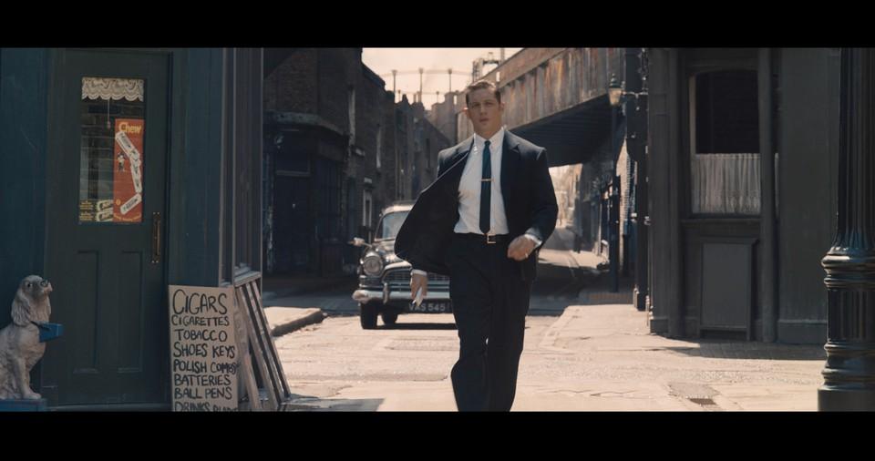 кадры из фильма Легенда Том Харди,