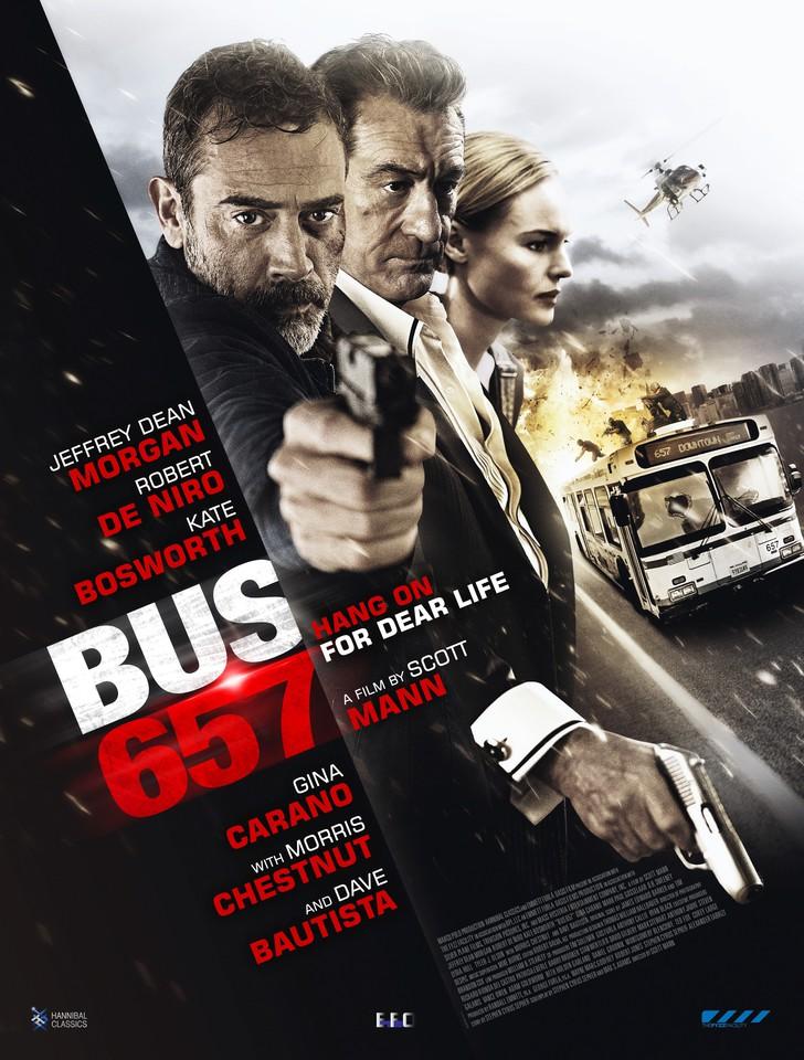 плакат фильма постер Скорость: Автобус 657