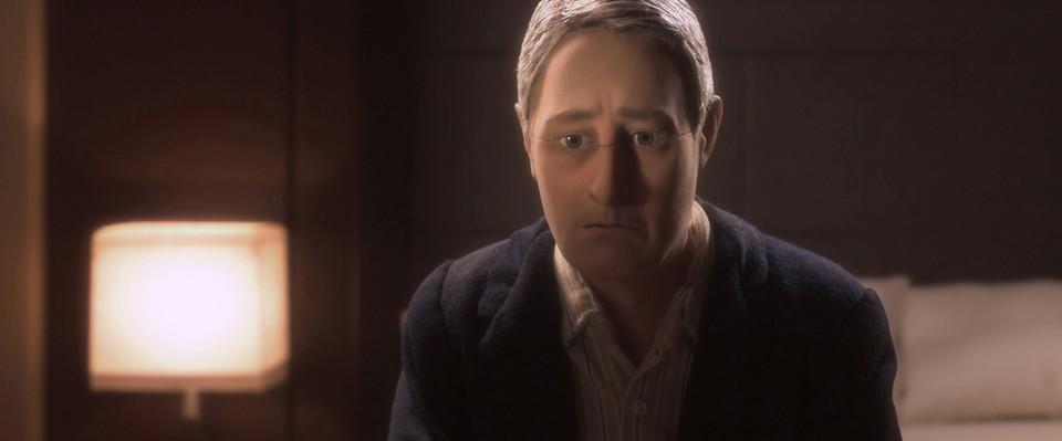 кадры из фильма Аномализа