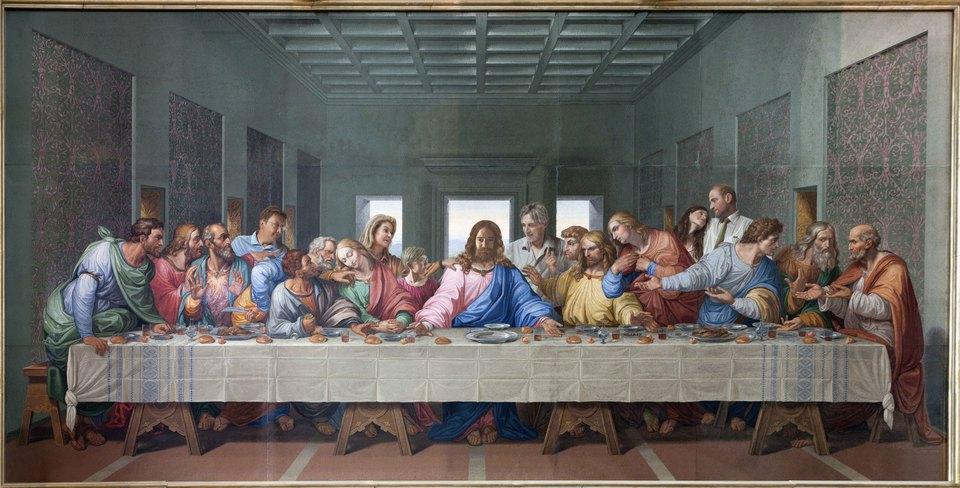 кадры из фильма Новейший завет