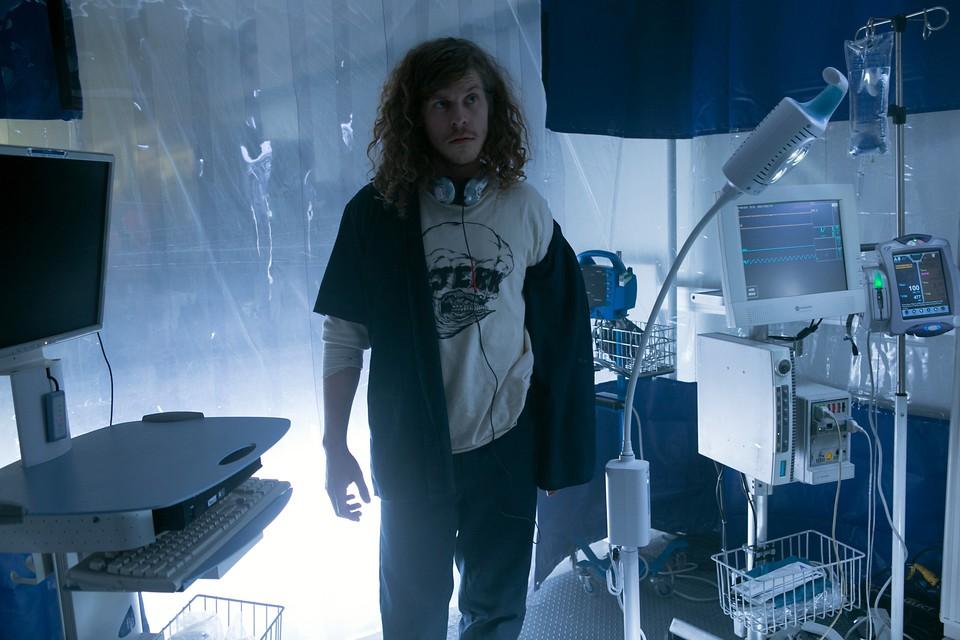 кадры из фильма Скауты против зомби Блейк Андерсон,