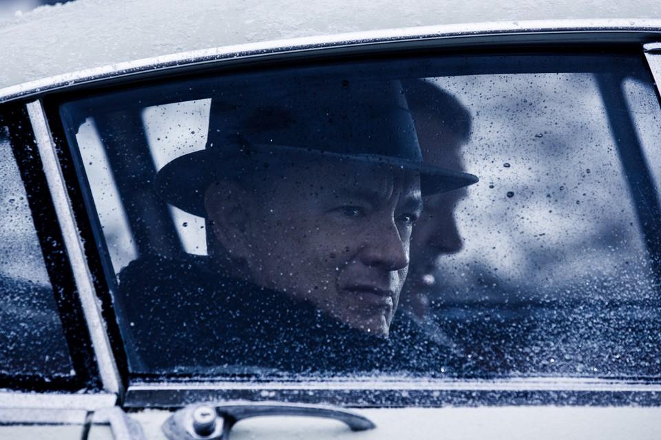 кадры из фильма Шпионский мост Том Хэнкс,