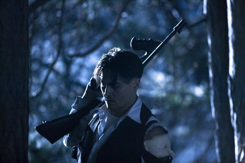 кадры из фильма Джонни Д.