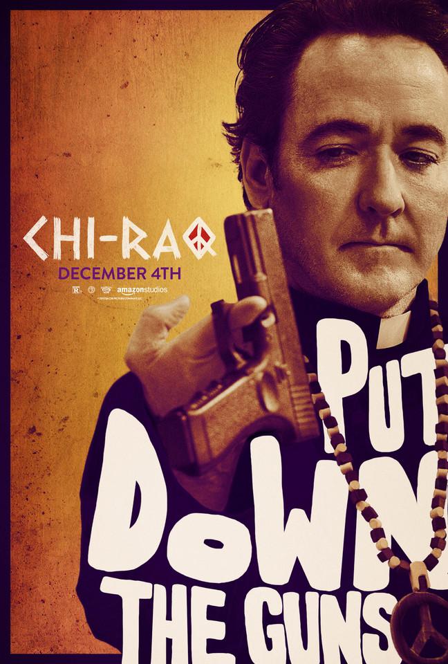плакат фильма характер-постер Чирак*