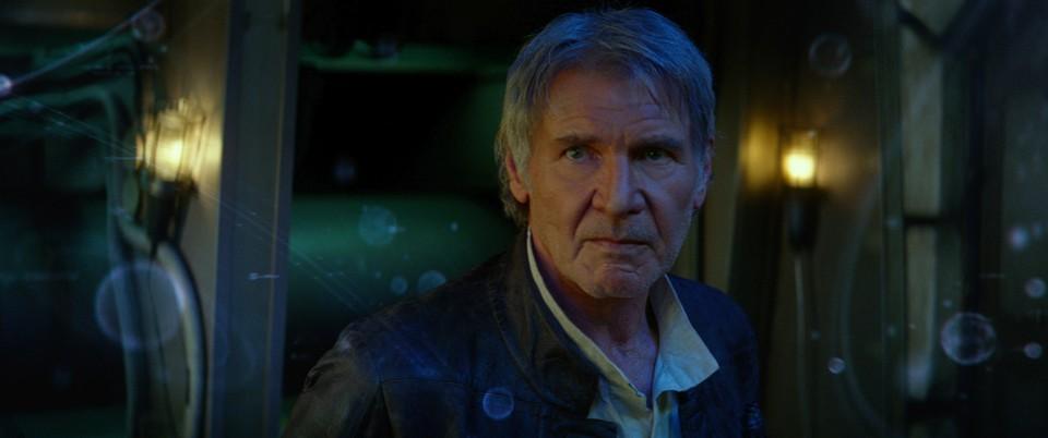 кадры из фильма Звездные Войны: Пробуждение Силы Харрисон Форд,