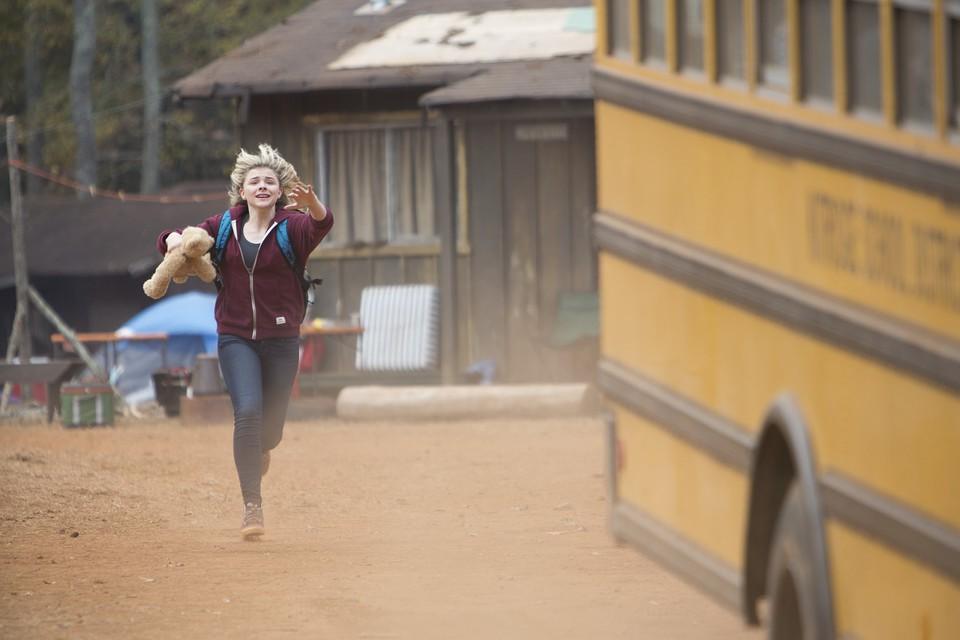 кадры из фильма 5-я волна Хлоя Грейс Морец,