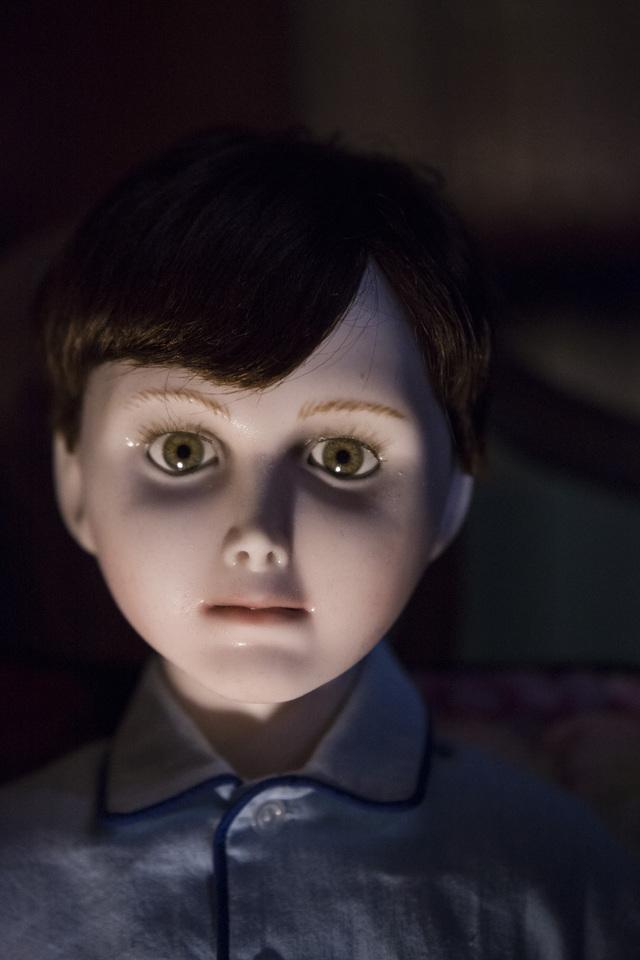 кадры из фильма Кукла
