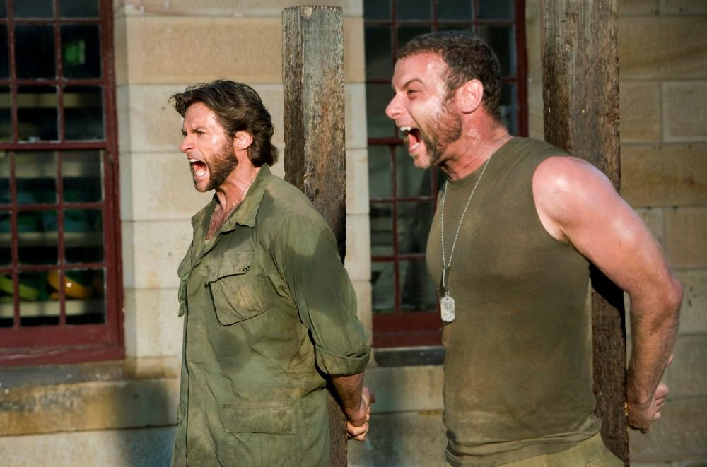 Wolverine 2008 movie
