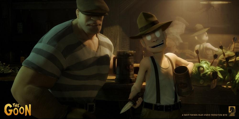 кадры из фильма Головорез*