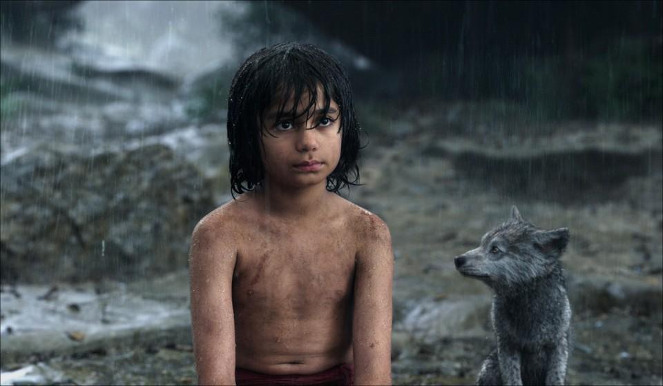кадры из фильма Книга джунглей Нил Сетхи,