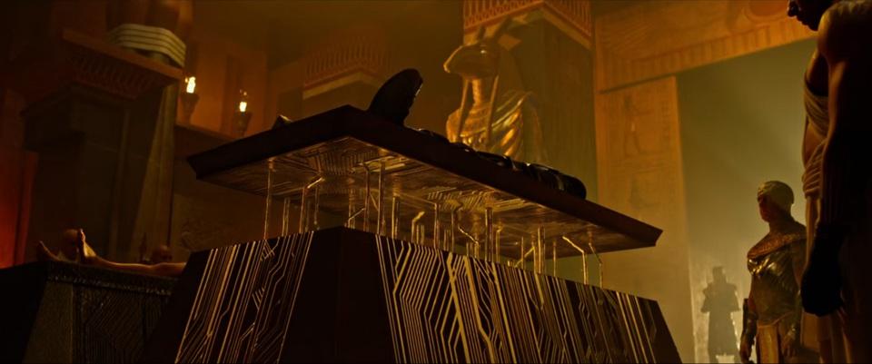 кадры из фильма Люди Икс: Апокалипсис