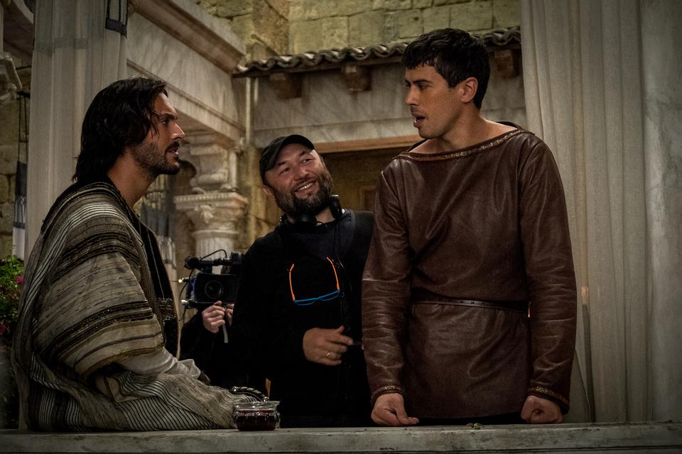 кадры из фильма Бен-Гур