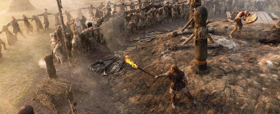 кадры из фильма Викинг
