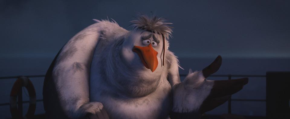 кадры из фильма Аисты
