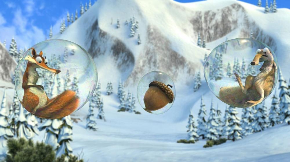 кадры из фильма Ледниковый период 3: Эра динозавров