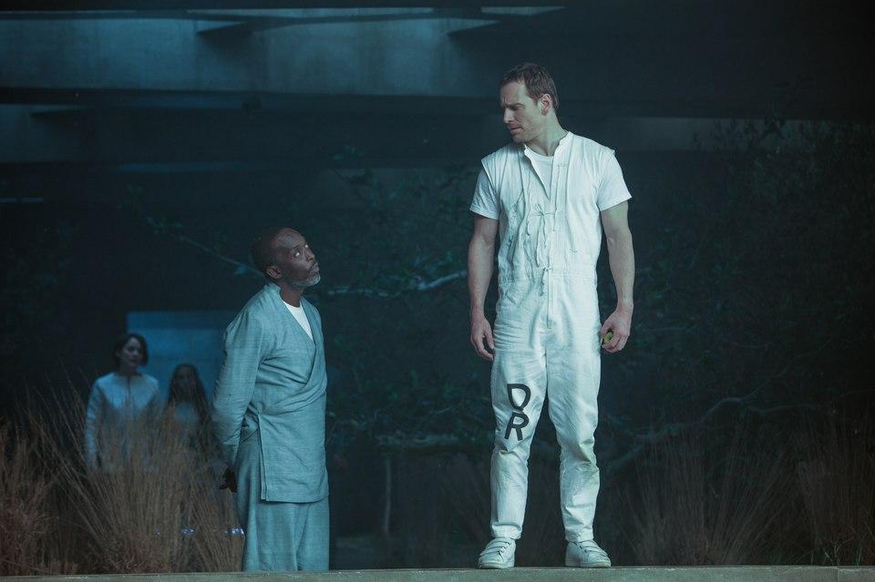 кадры из фильма Кредо убийцы Майкл Кеннет Уильямс, Майкл Фассбендер,