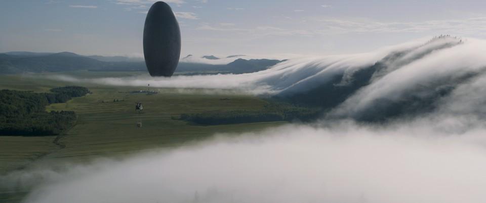 кадры из фильма Прибытие