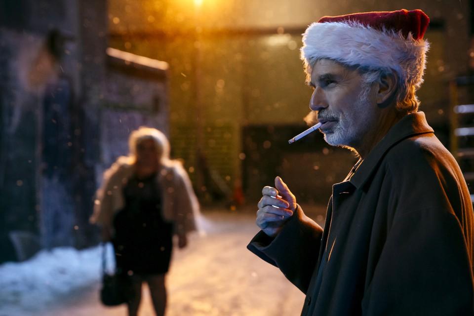 кадры из фильма Плохой Санта 2 Билли Боб Торнтон,