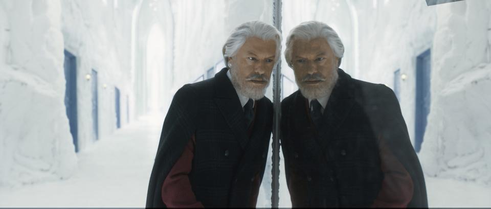 кадры из фильма Дед Мороз: Битва магов Федор Бондарчук,