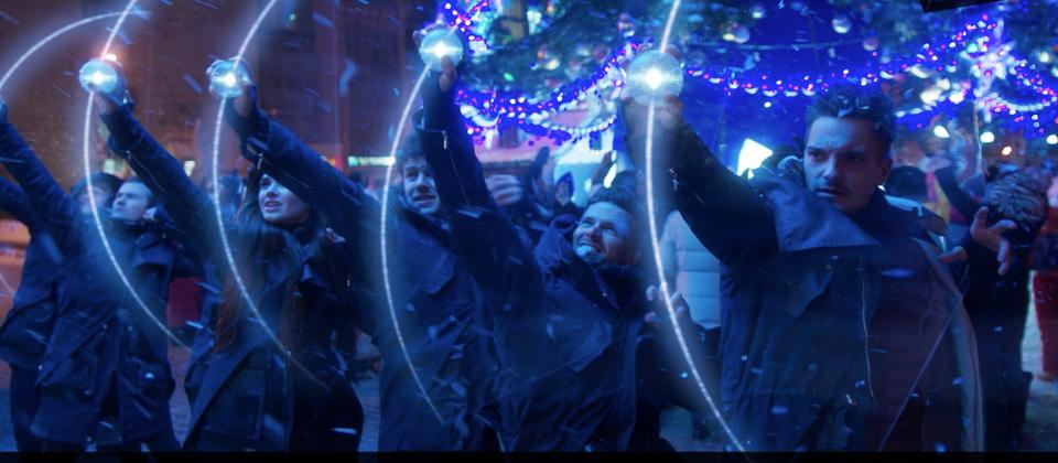 кадры из фильма Дед Мороз: Битва магов