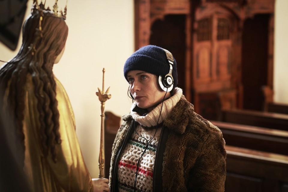 кадры из фильма Зимняя сказка, или Королева, потерявшая имя