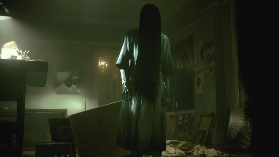 кадры из фильма Звонки