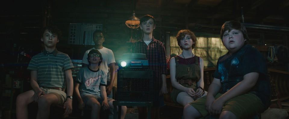кадры из фильма Оно
