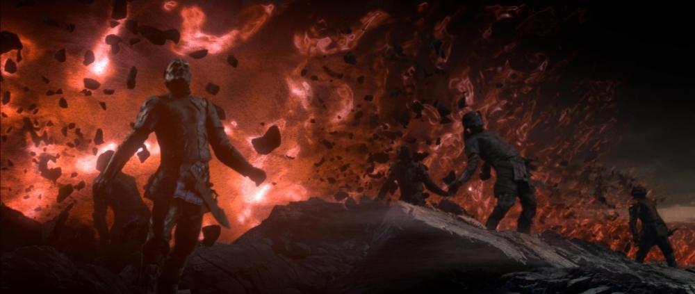 кадры из фильма Книга Мастеров