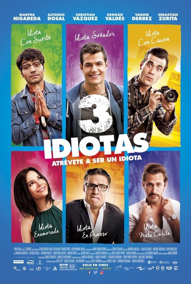 плакат фильма постер 3 идиота*