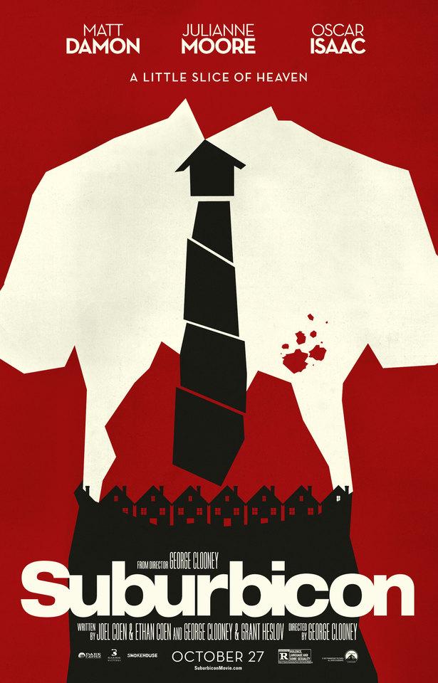 плакат фильма постер Субурбикон