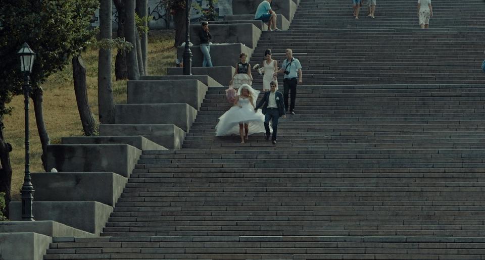 кадры из фильма Родные