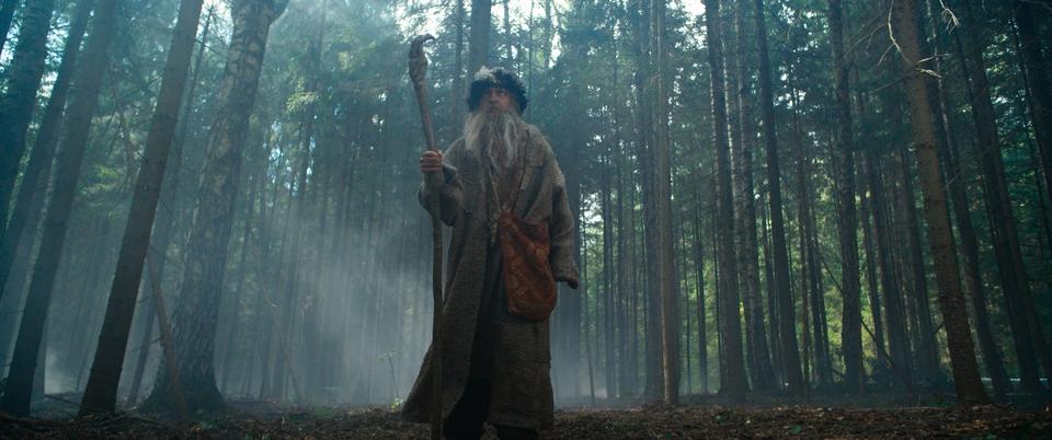 кадры из фильма Последний богатырь