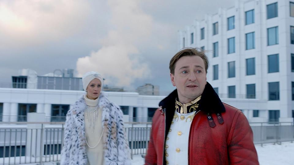 кадры из фильма Мифы