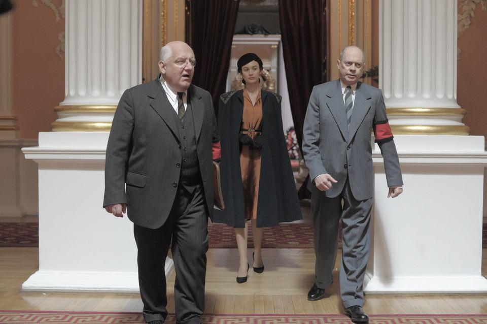 кадры из фильма Смерть Сталина