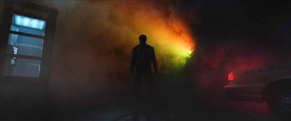 кадры из фильма За гранью реальности