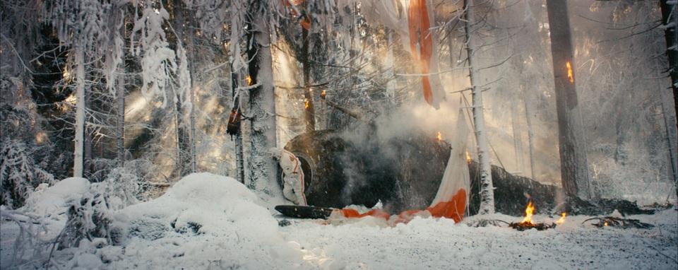 кадры из фильма Время первых