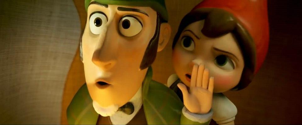 кадры из фильма Шерлок Гномс