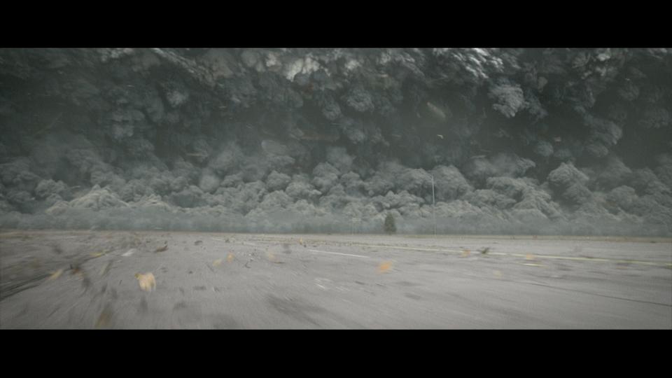 кадры из фильма Ограбление в ураган