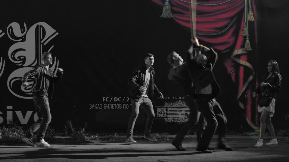 кадры из фильма Турецкое седло